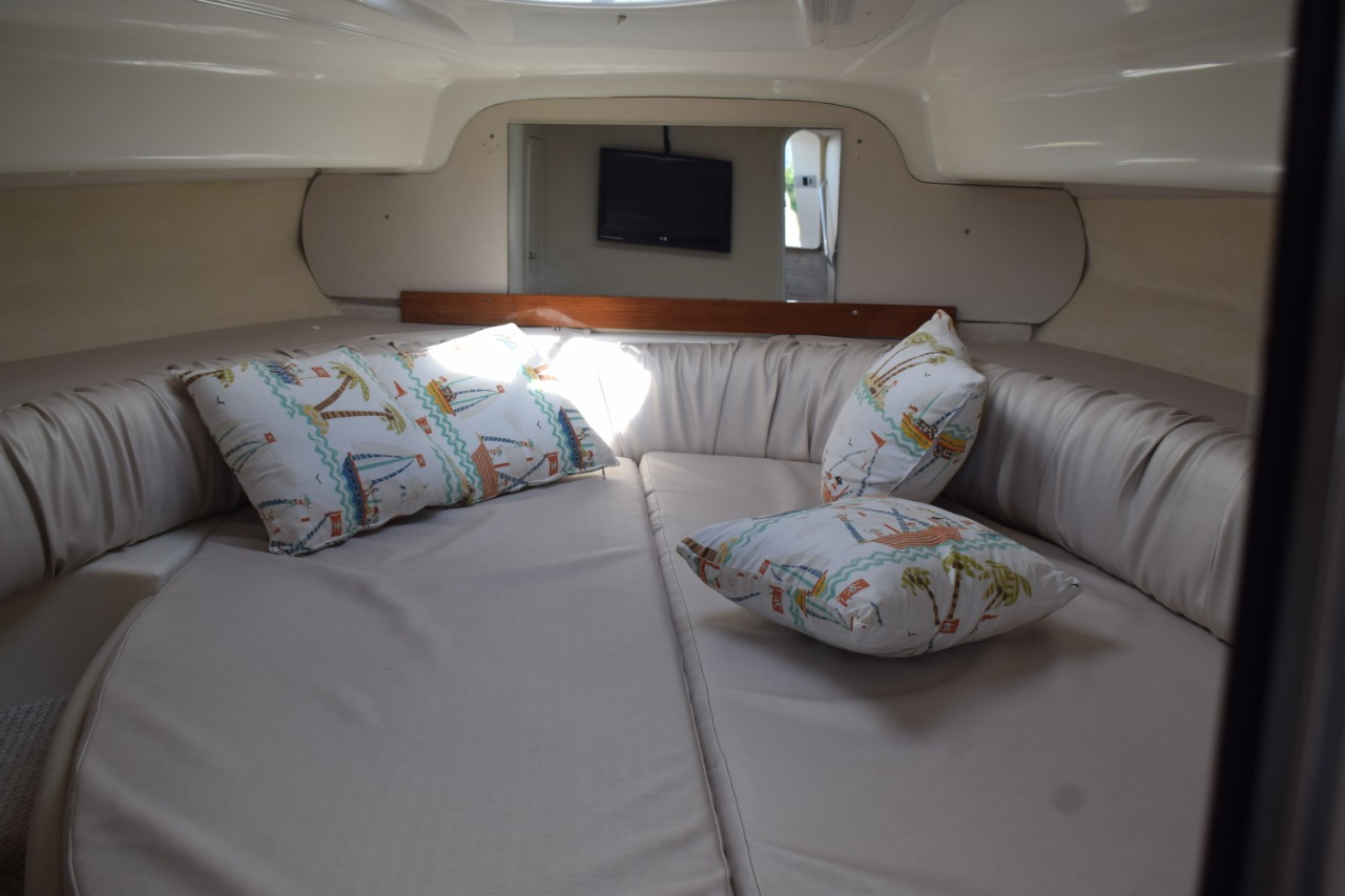 Cranchi Boats Zaffiro 34
