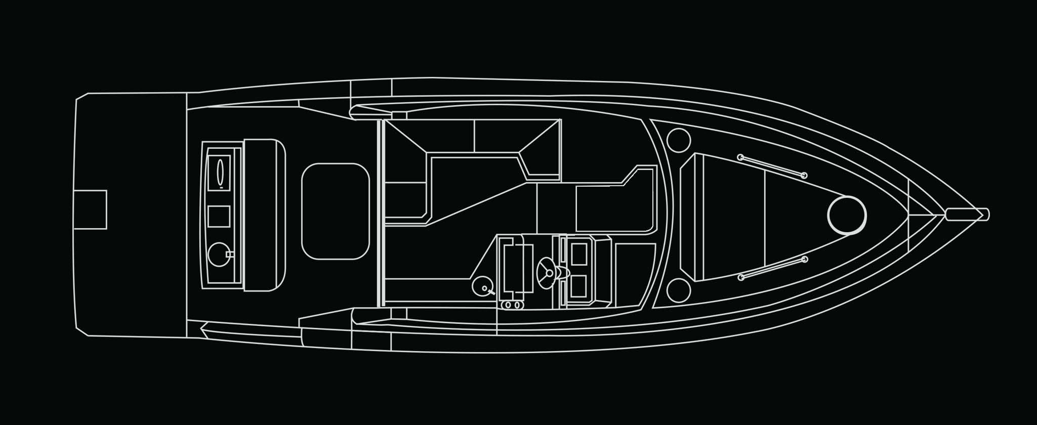 Armatti Yachts 420 Sport Coupé