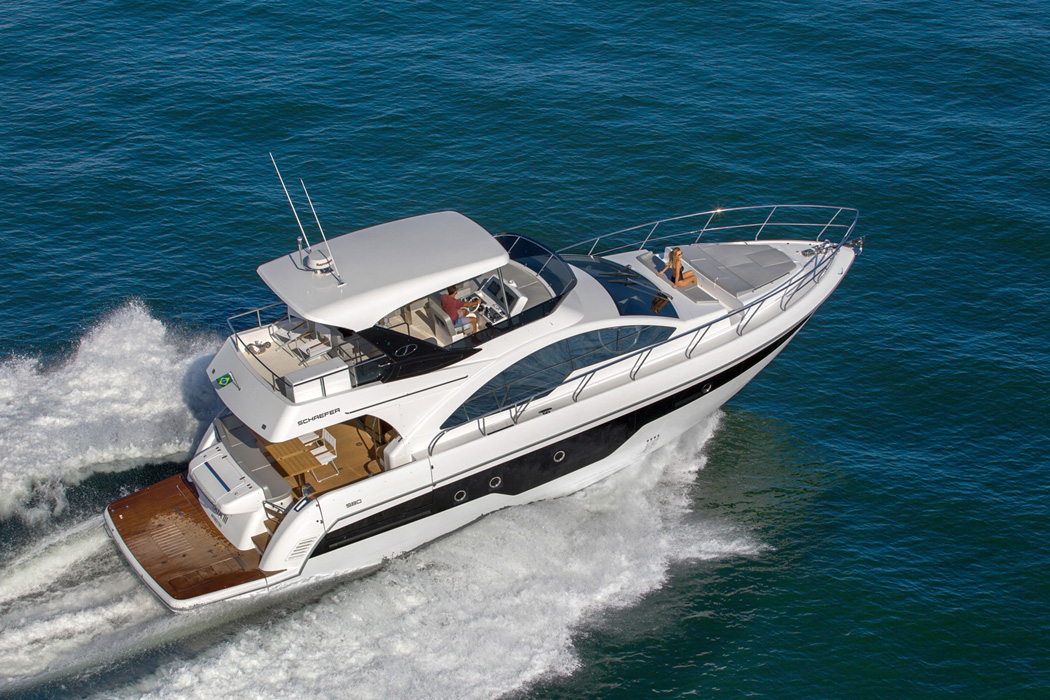 Schaefer YachtsSchaefer 580