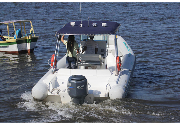Flexboat SR 760 GII Lazer Standard