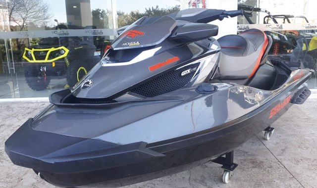 Sea Doo GTX Limited is 260