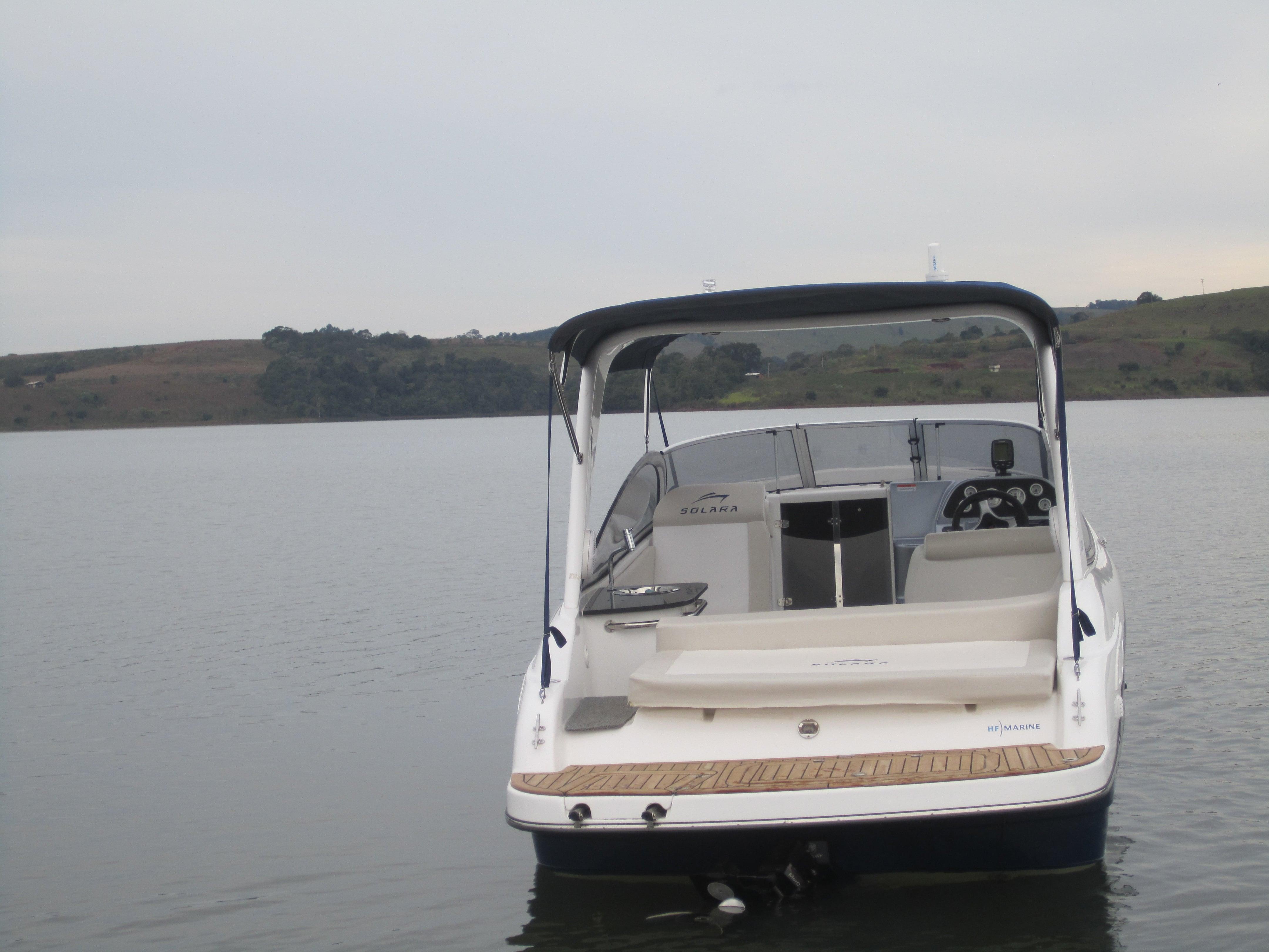 Solara 230 Cabin