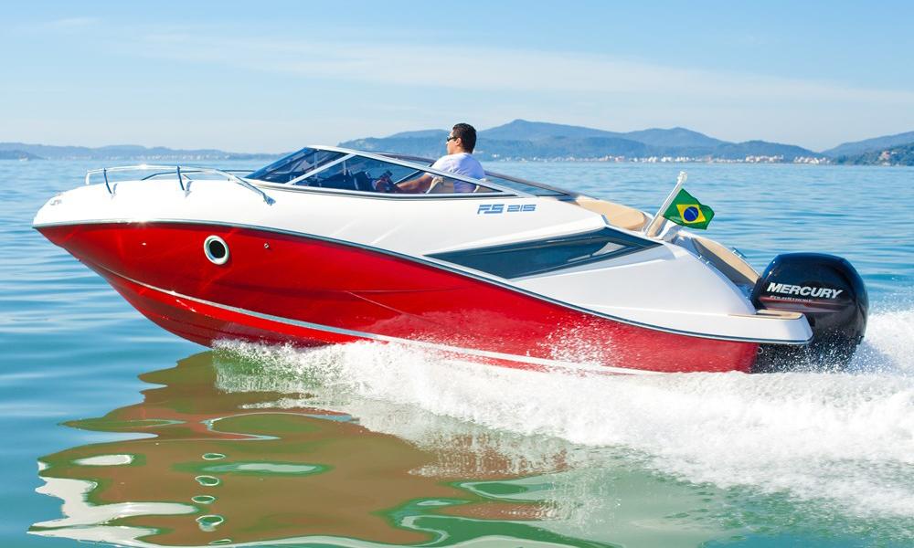 FS Yachts 215