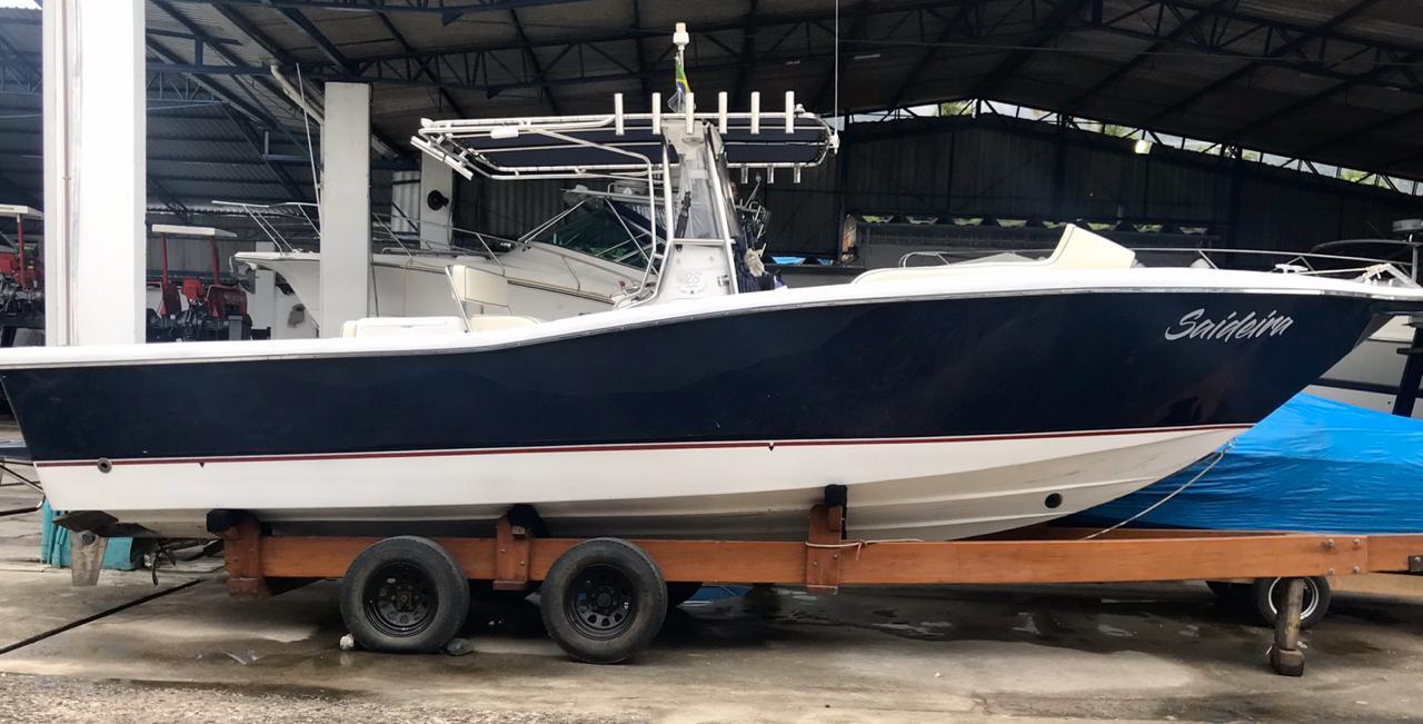 Riostar Yachts 28 Hydra