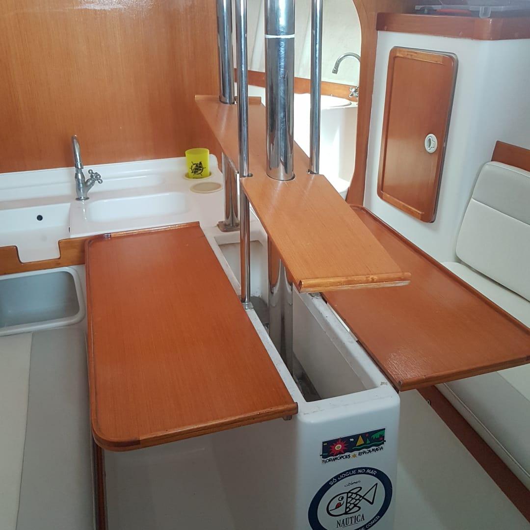 Flyboat Neo 25 Quilha retrátil