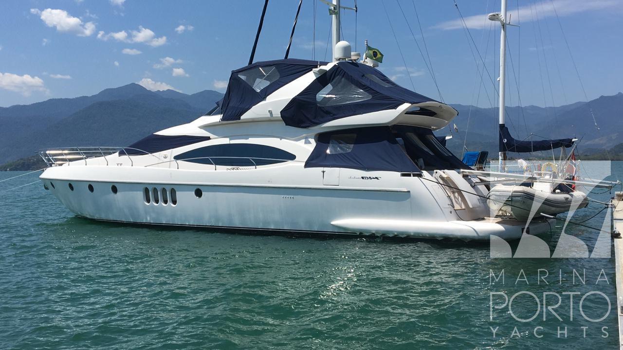 Intermarine 740 Full