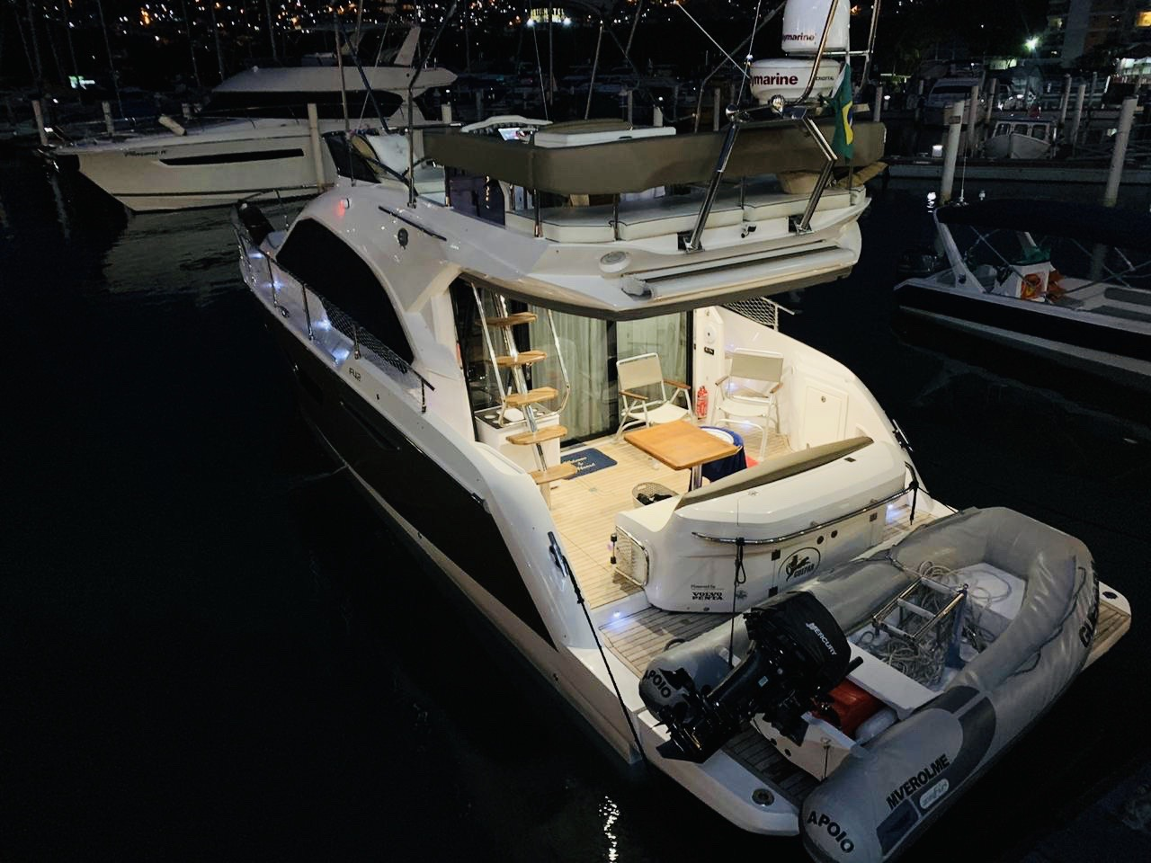 Sessa Marine Fly 42