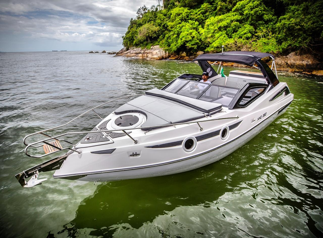 New HD Boats NHD 280