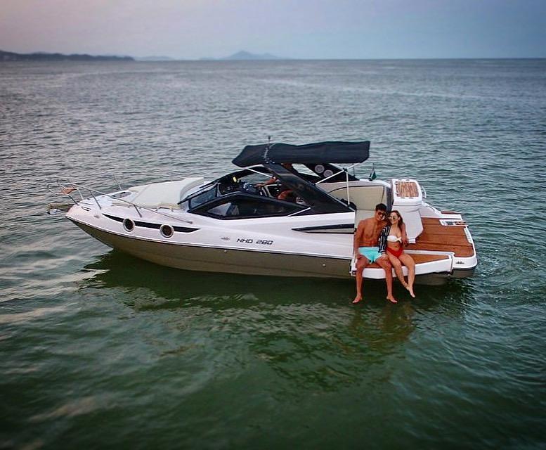 NHD Boats  NHD 280