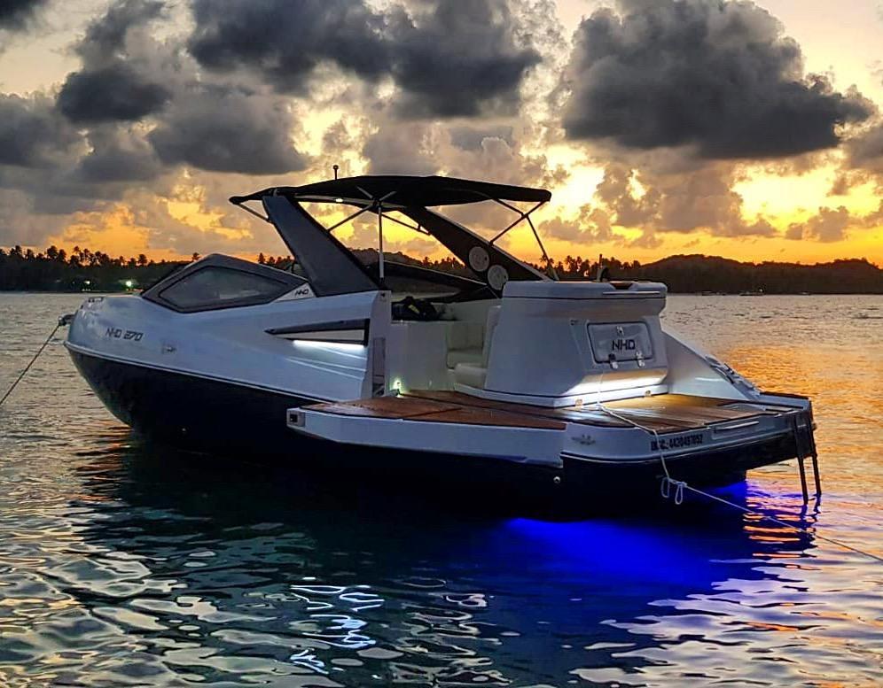 NHD Boats  NHD 270