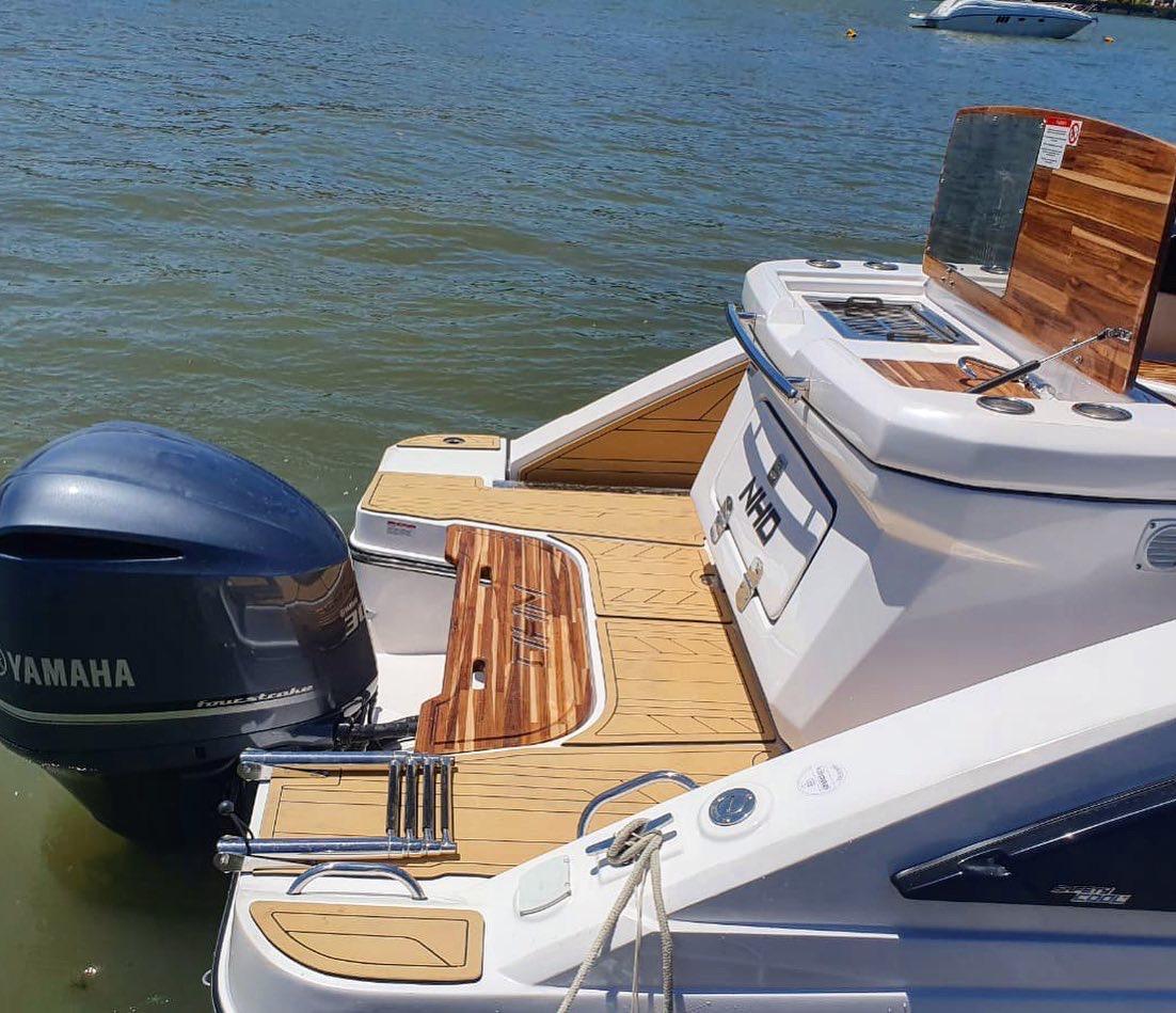 NHD Boats  NHD 270 POPA
