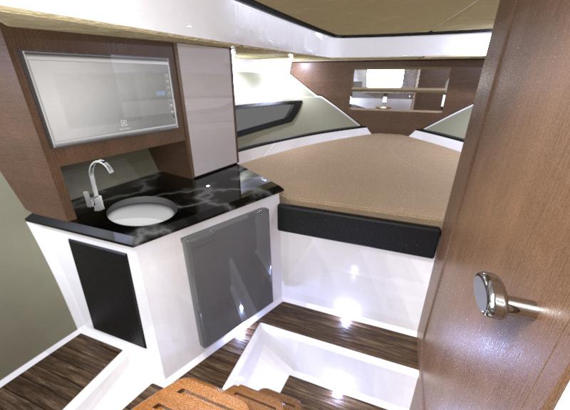 New HD Boats NHD 340