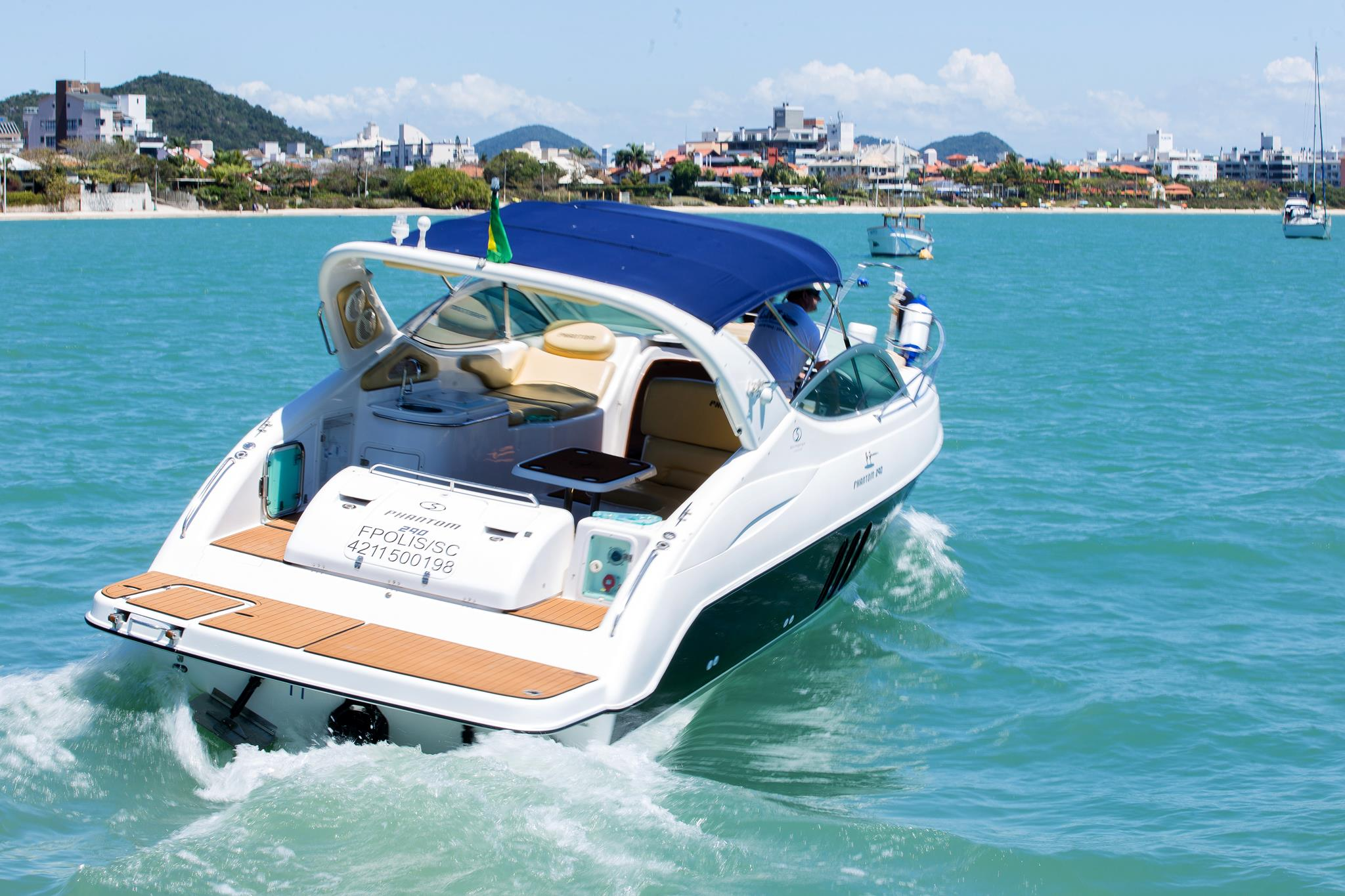 Schaefer Yachts Phantom 29
