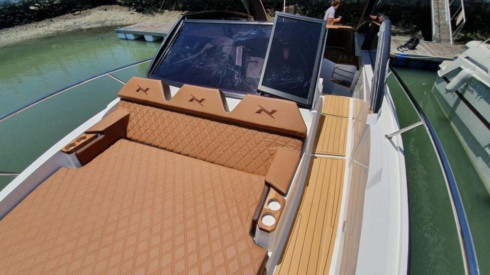NX Boats NX 360 SPORT COUPÉ