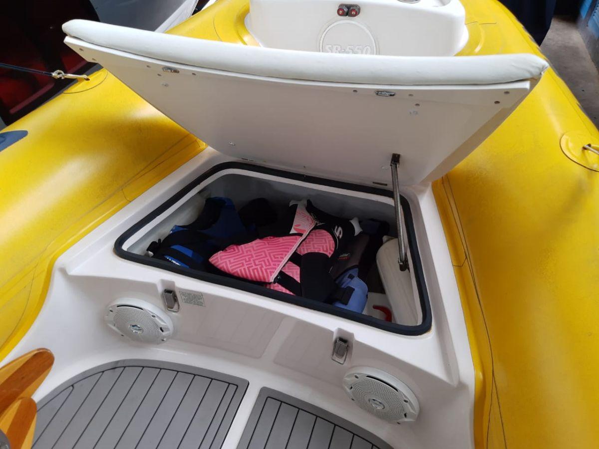 Flexboat SR 550 GII Luxo