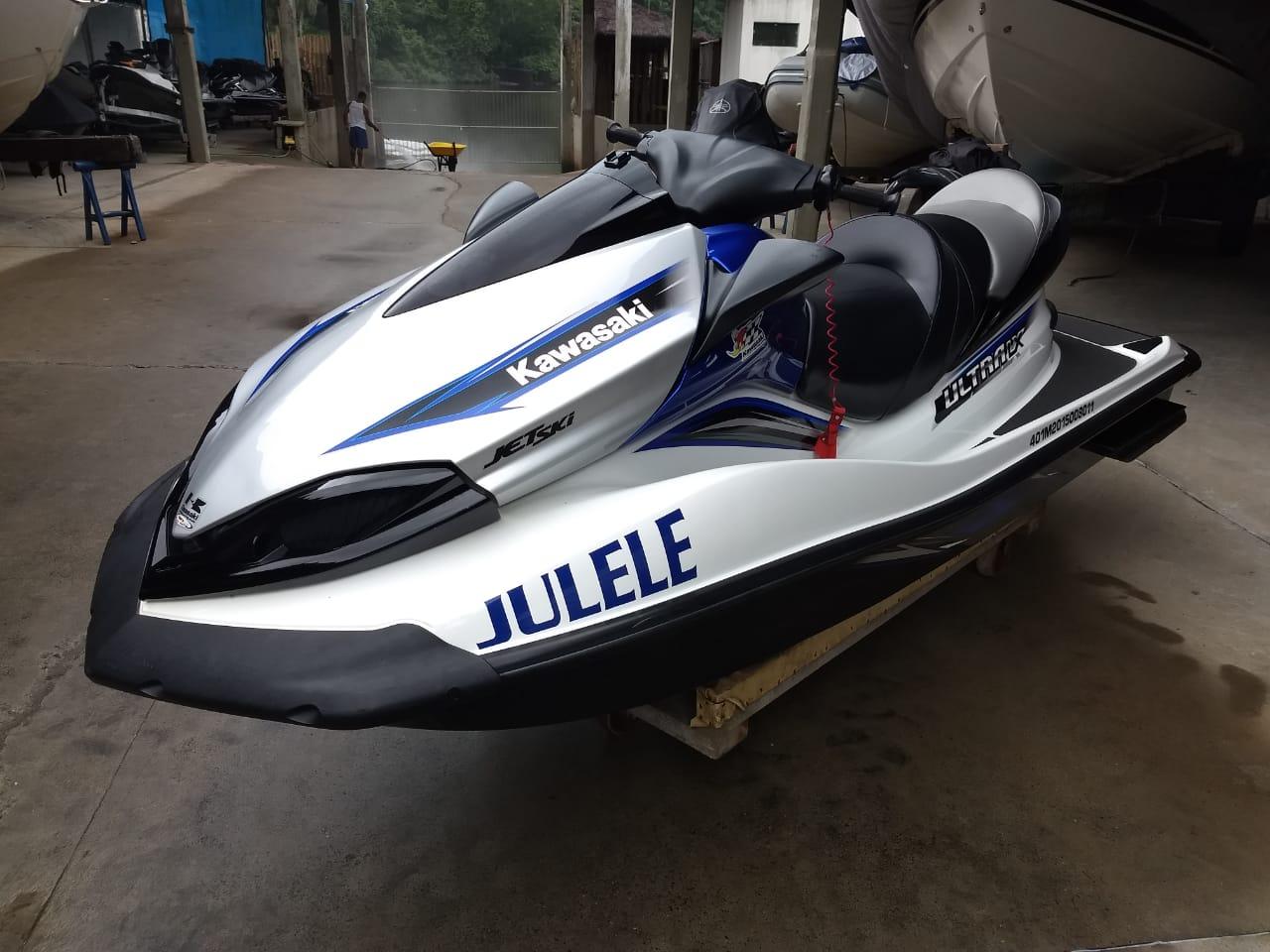 Kawasaki Ultra LX 160 Único Dono