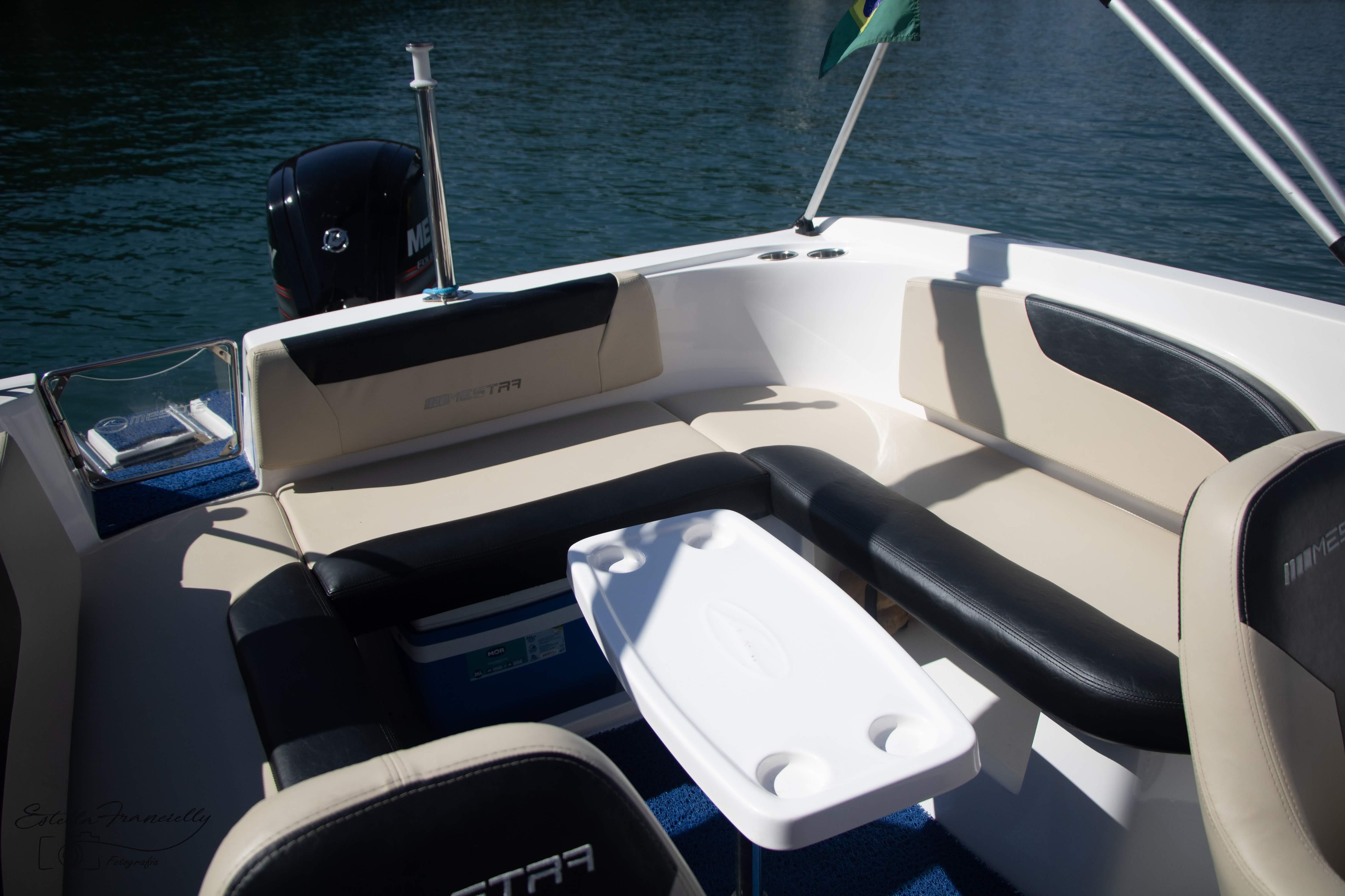 Mestra Boats 198