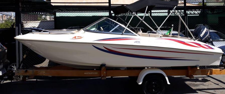 Atlântica Boats A 160
