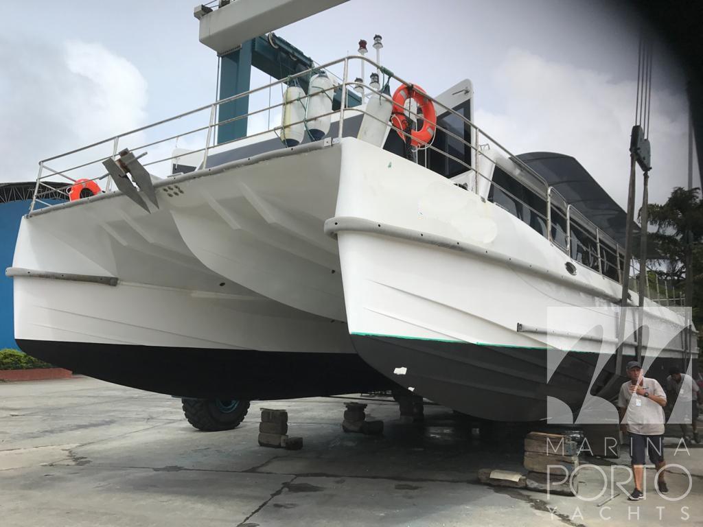 Fabricação Própria Catamarã