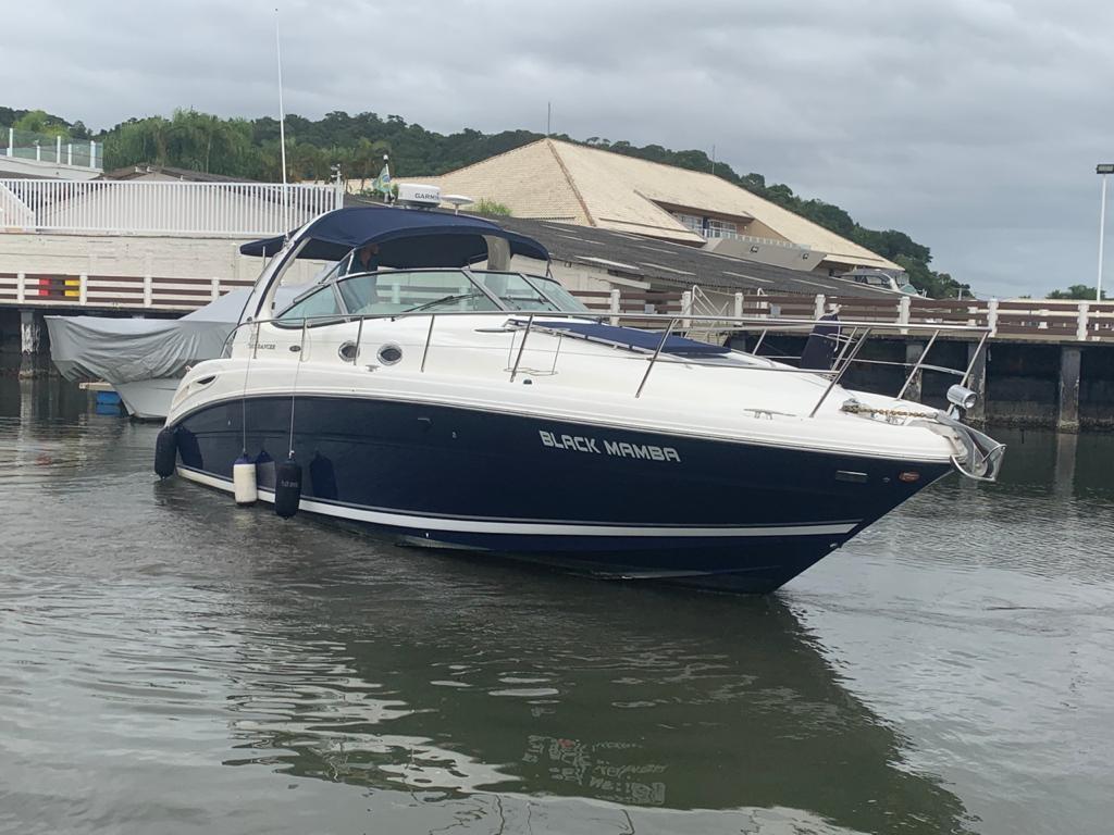 Sea Ray 395 Sundancer