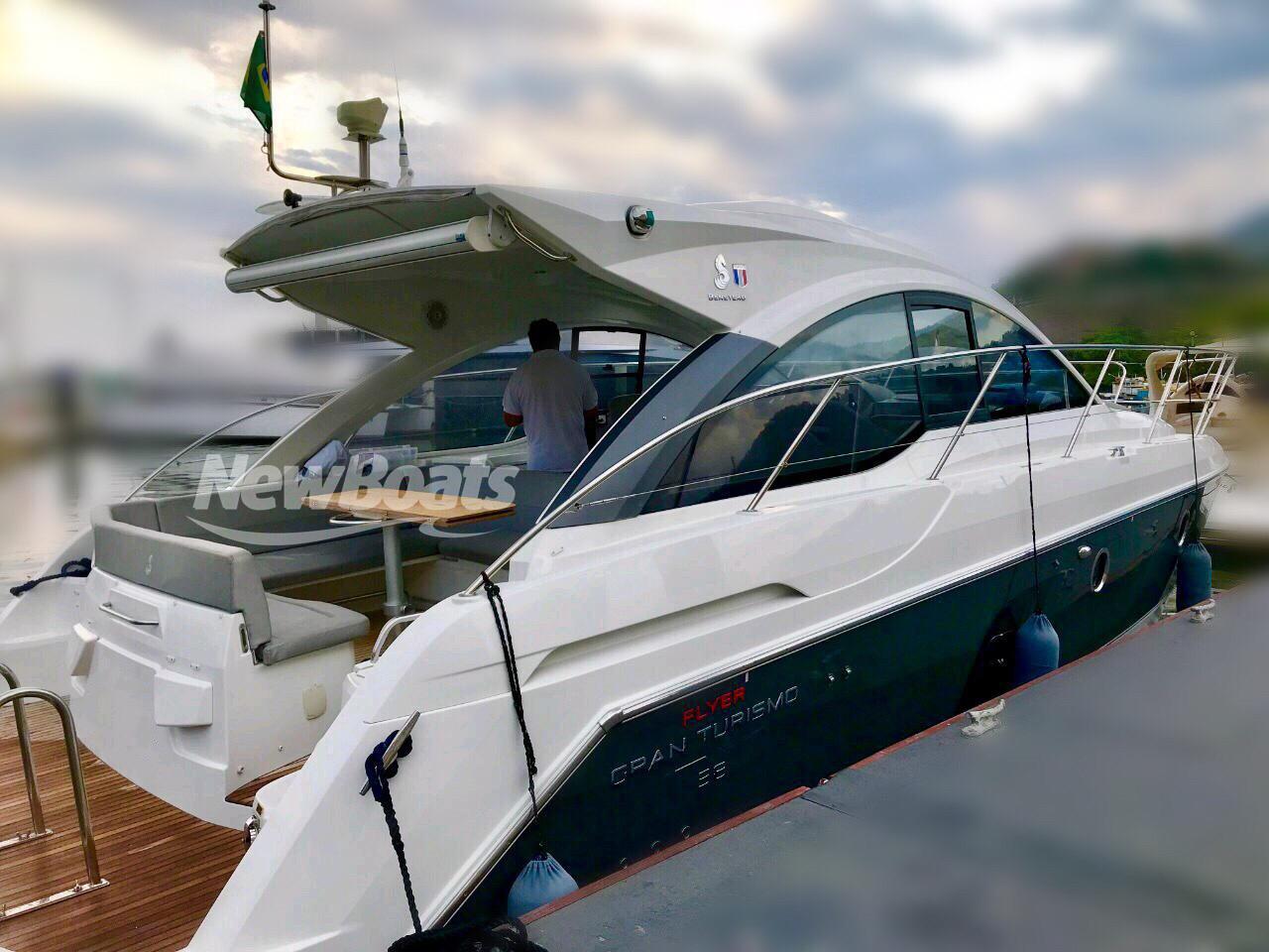 Beneteau Gran Turismo 38