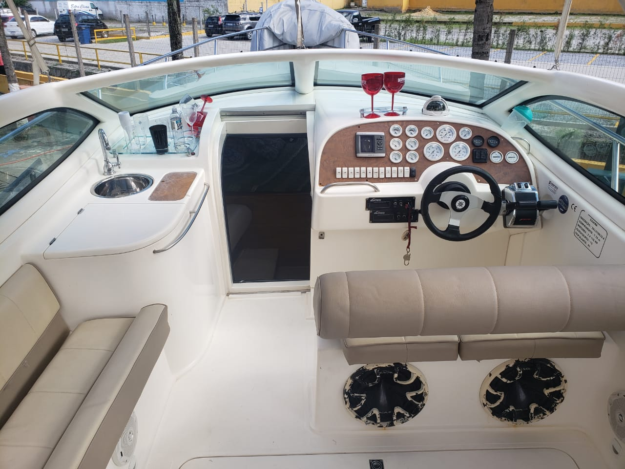 Real Powerboats Class 29