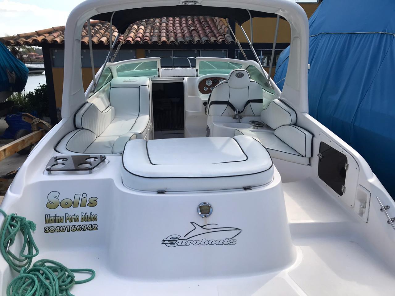 Euroboats 240 Cab