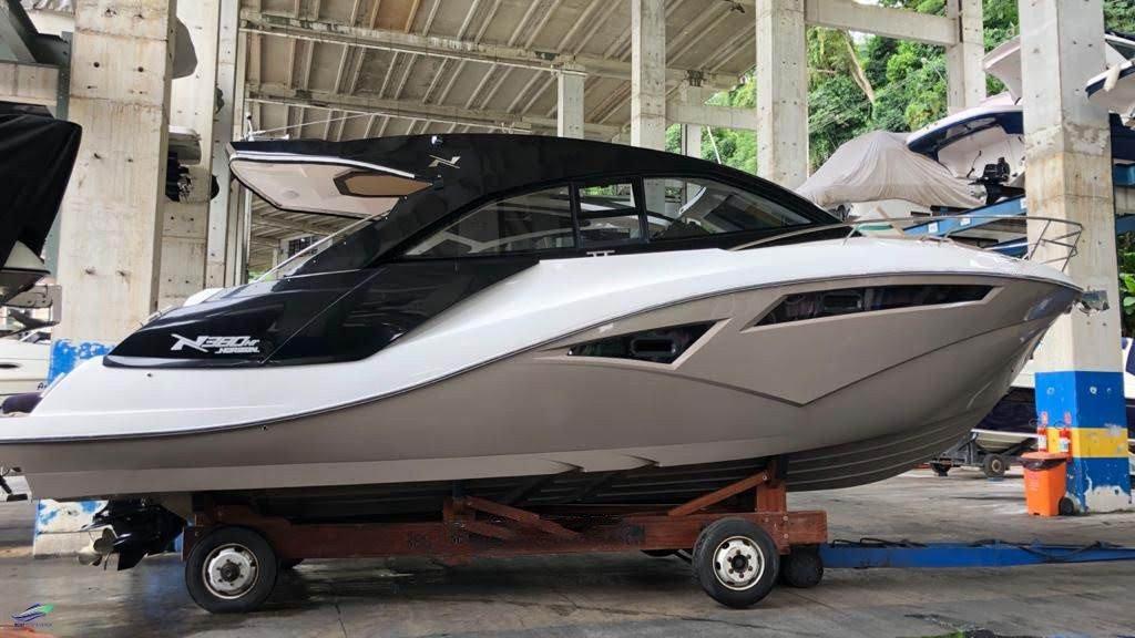 NX Boats NX380 HT Horizon