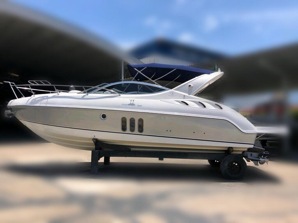 Schaefer Yachts Phantom 300 R: 477