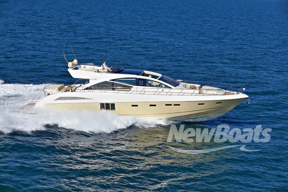 Schaefer Yachts Phantom 800 R: 362