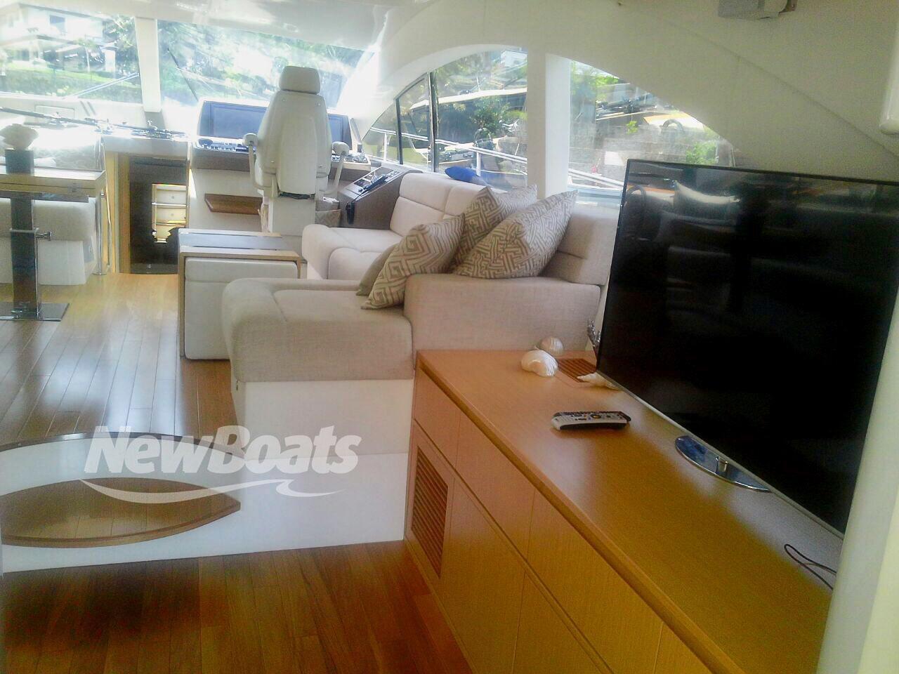 Schaefer Yachts Phantom 640 R: 310