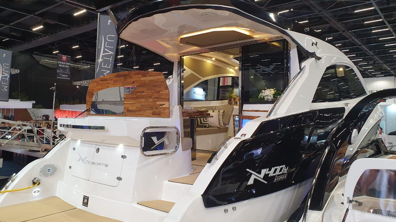 NX Boats NX BOATS 400HT