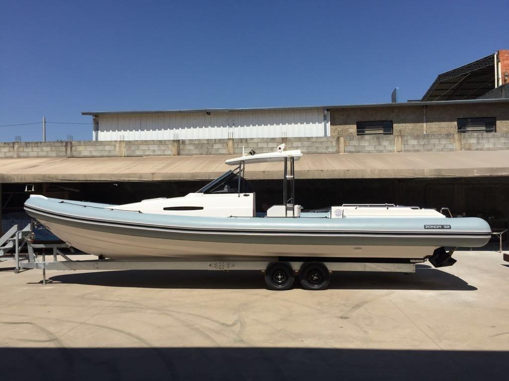 Zonda Boats 32