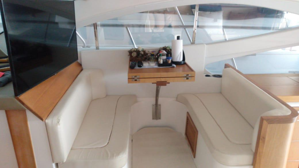 Schaefer Yachts Phantom 480 Fly