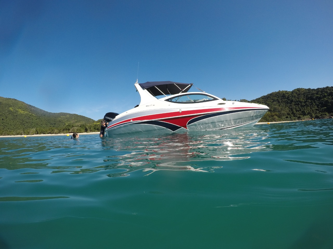 Real Powerboats Class 26 Open Popa