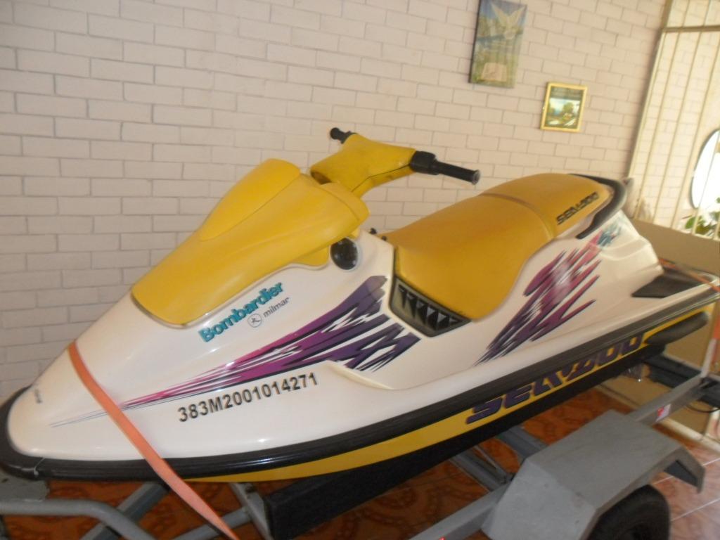 Sea Doo SPX 800 cc