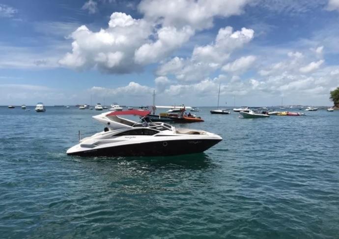 Royal Mariner RM 270 open