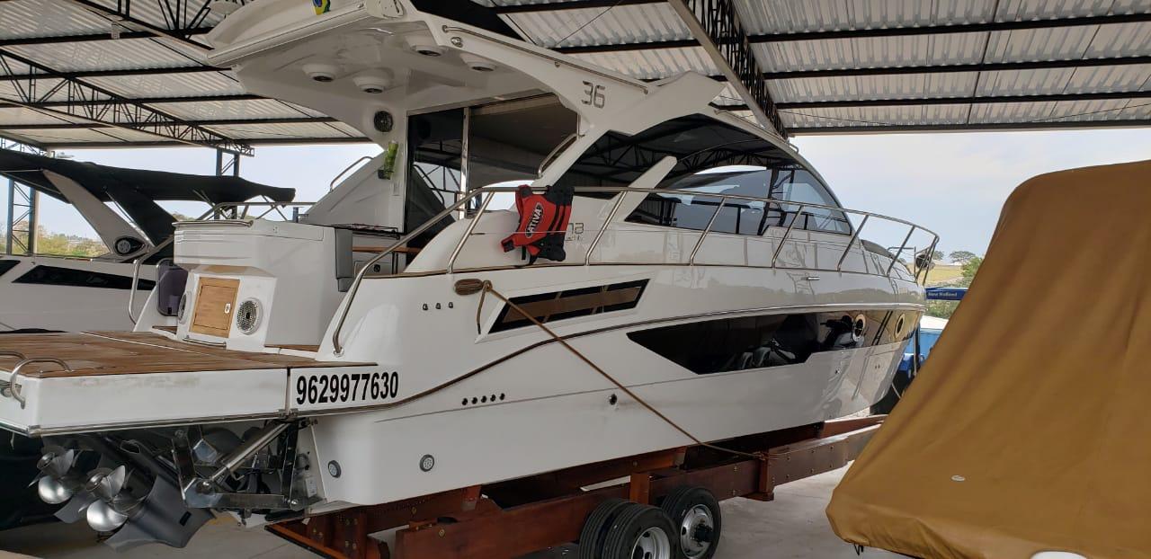 Sedna Yachts 36 HT