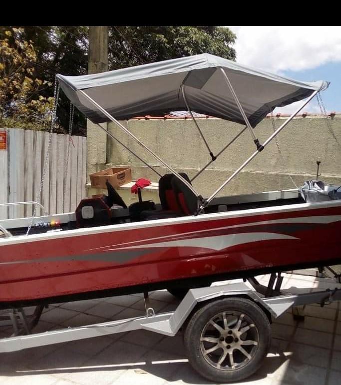 Motorboat .