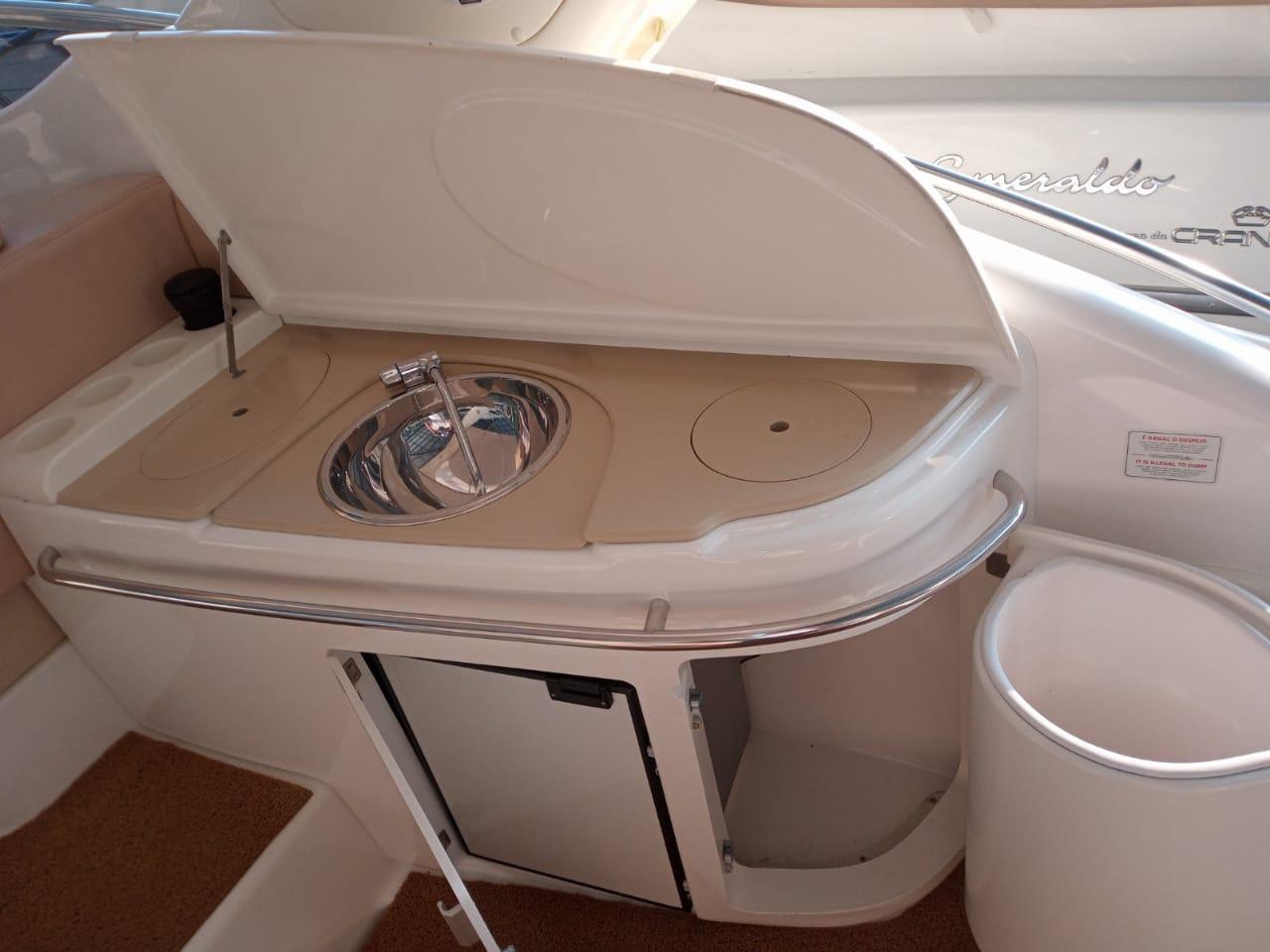 Cranchi Boats Zaffiro 36