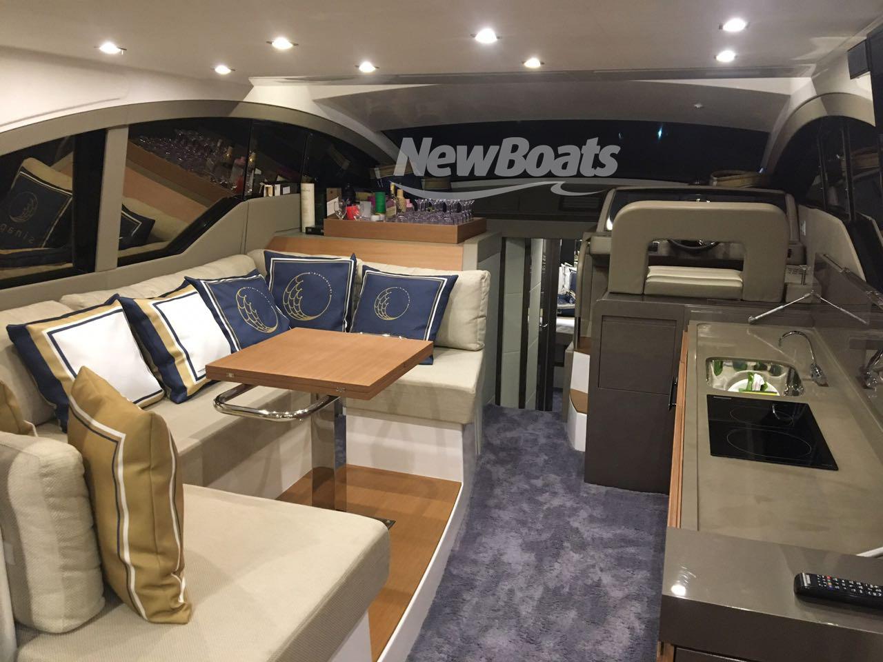 Schaefer Yachts Phantom 510 Ref 464