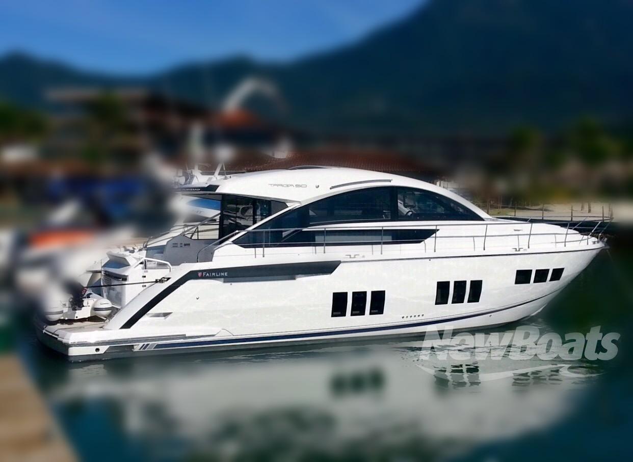 Fairline Yachts Fairline 50 R: 384