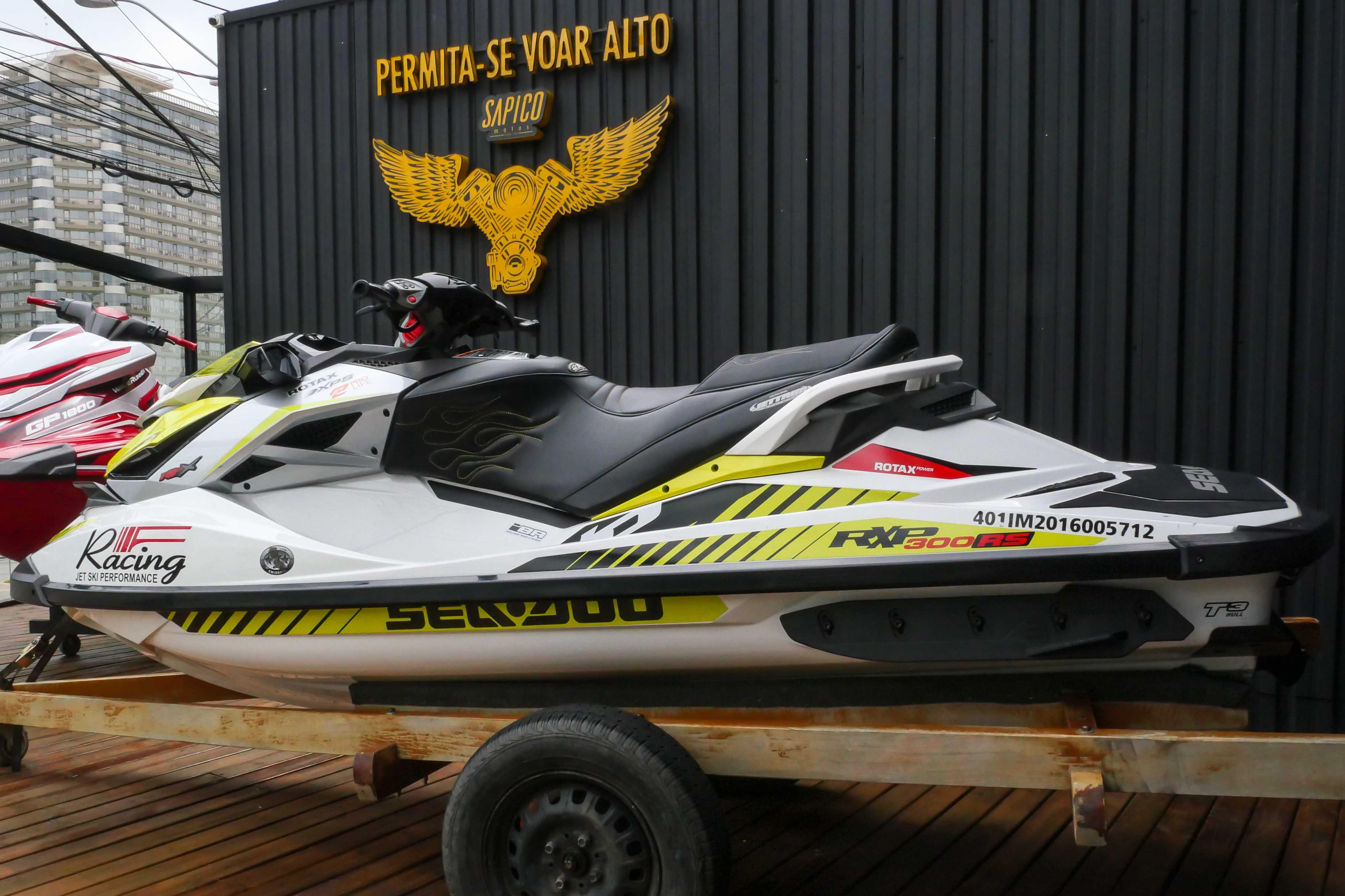 Sea Doo RXP 300RS