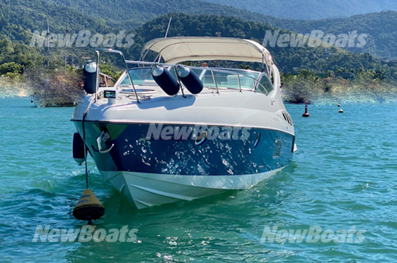 Schaefer Yachts Phantom 365 Ref 801