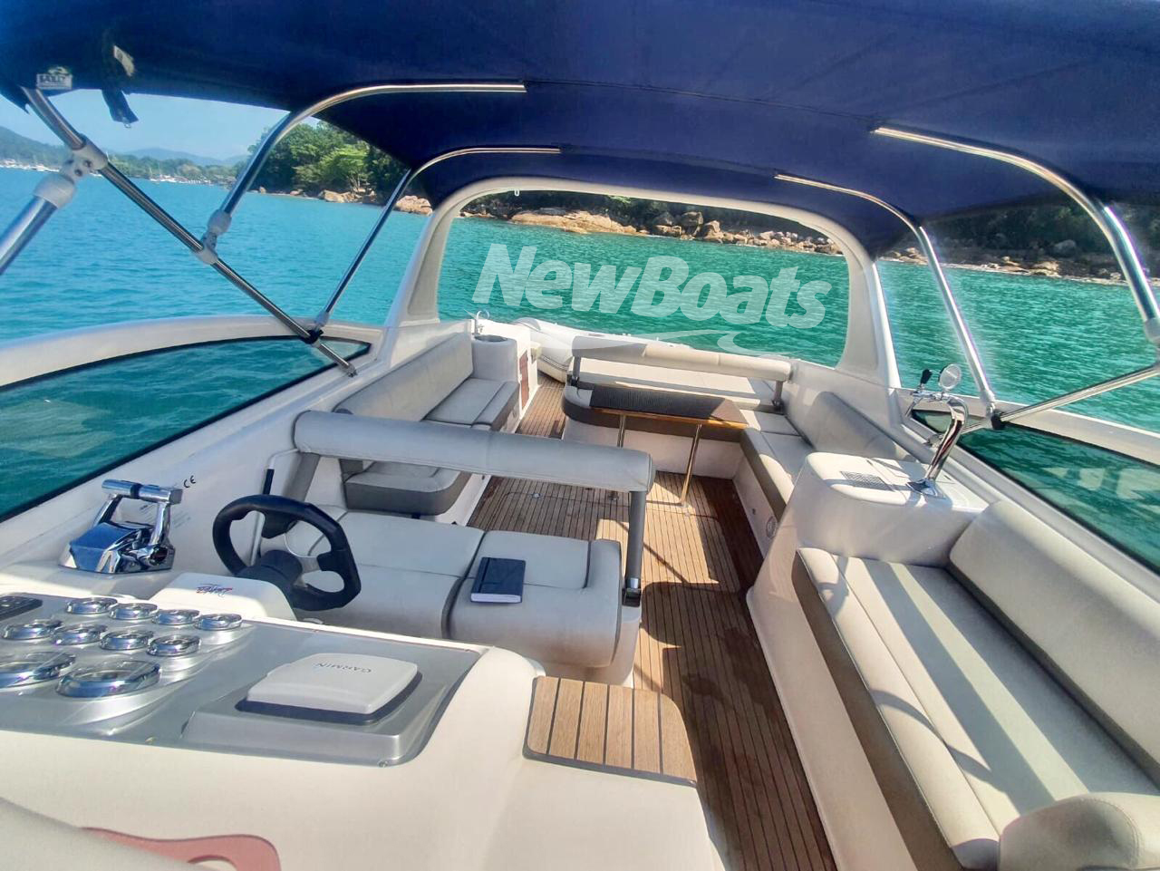 Real Powerboats Real 355 - Ref 511
