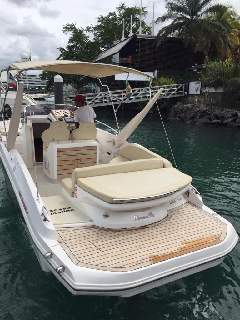 Sessa Marine Key Largo 28 Sole