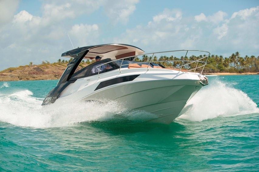 NX Boats NX 340 Sport Coupé