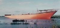 Artesanal Barco de Ferro