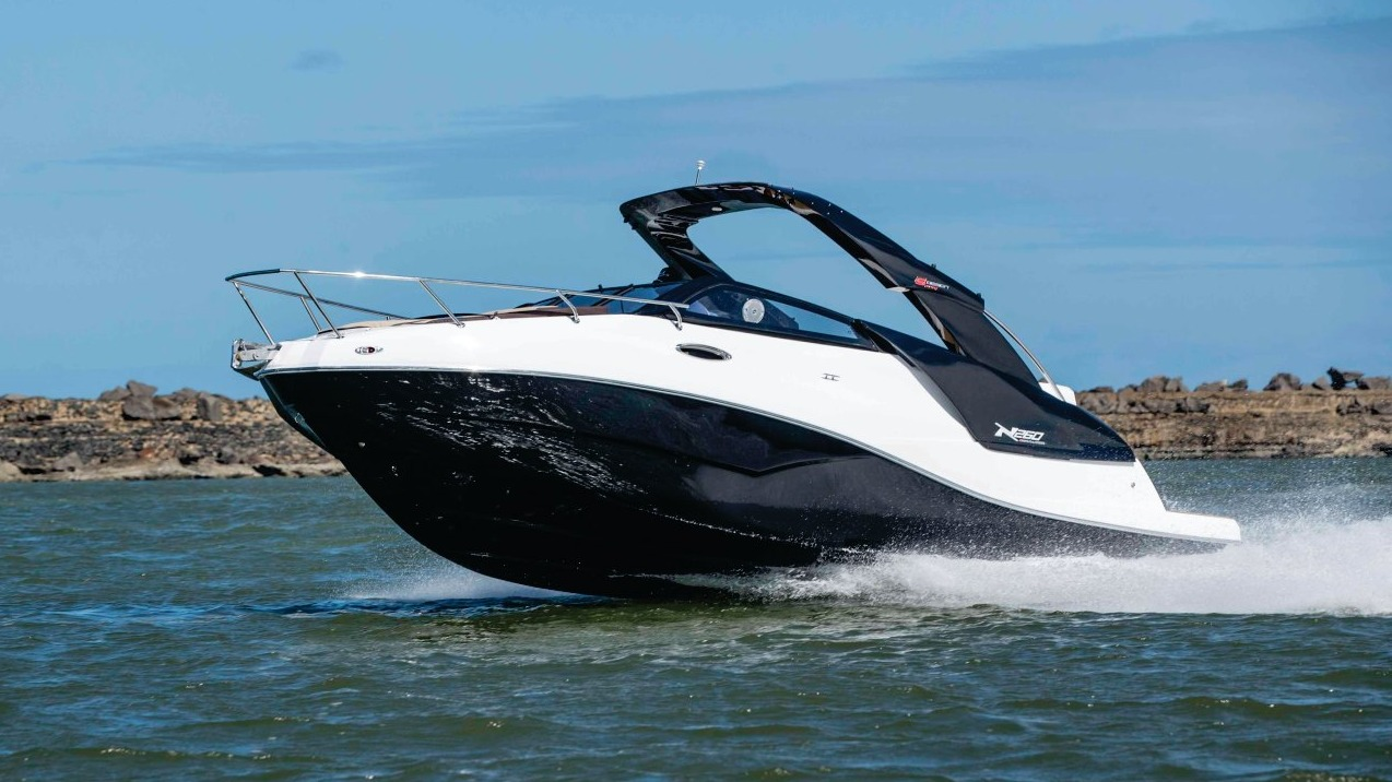 NX Boats NX260 Challenger