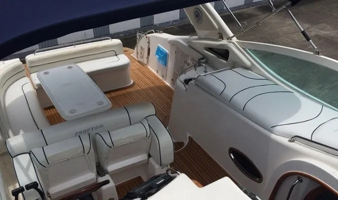 Schaefer Yachts Phantom 345